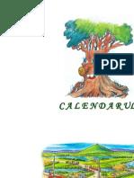 Calendar ecologic