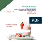 HACCP En la Elaboracion de Yogurt