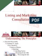 5 kw listing presentation