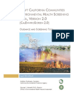 CA Communities Env Health Report