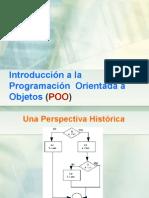Introducción  a la Tecnologia Orientada a Objetos (POO).ppt