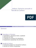 Cours2 Vraisemblance Estimation