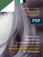 ANEXO 3 Trastorno Déficit de Atención