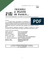 Figlio e Piante di Paolo no 120 Settembre 2014