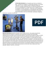 Los Medios de Comunicación Audiovisuales