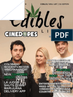 Edibles List January 2015 California Issue