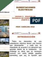 UNIDAD 2. EQUIPOS DE POTENCIA EN SUBESTACIONES (PARTE 1).pptx
