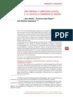 Formación Continua y Competencia Digital Docente