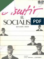 DISCUTIR EL SOCIALISMO - BENJAMIN ARDITI - PORTALGUARANI