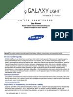 TMO SGH-T399 Galaxy Light JB English User Manual MHG F5 AC