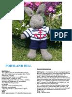 Debi Birkin - Portland Bill Bunny
