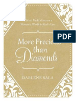 Excerpt of More Precious Than Diamonds by Darlene Sala