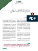 CEAPA_REVISTA102_CICLO 0-6 AÑOS_25 AÑOS DE AMPAS EN LA ESCUELA PUBLICA
