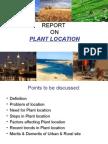 Plant Location