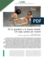 CEAPA_REVISTA102_CICLO 0-6 AÑOS_DE LA GUARDERIA A LA ESCUELA INFANTIL