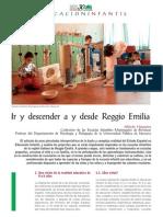 CEAPA_REVISTA102_CICLO 0-6 AÑOS_LA REFERENCIA DE REGGIO EMILIA