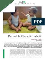 CEAPA_REVISTA102_CICLO 0-6 AÑOS_POR QUE LA EDUCACION INFANTIL