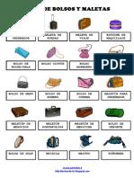 Tipos de Bolsos y Maletas