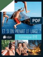 Catalogue Ete