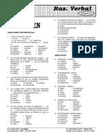 RV  11.3  Examen de Razonamiento Matemático