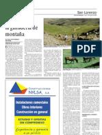 Fomento de la ganadería de montaña. Prof. Pedro Montserrat Recoder