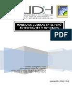 Cuencas Del Peru