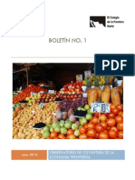 Boletín OCEF