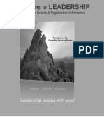 Foundations Leadership Reg Lethbridge Mar 2015