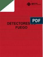 Detectores de Fuego