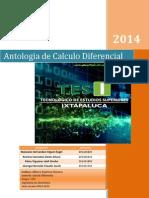 Antología de Calculo Diferencial 2014-2015