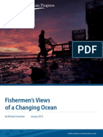 Fishermen's Views of a Changing Ocean