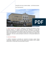 Proposta de Restauração Do Asilo Santa Isabel Novo