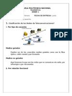 TELEMÁTICA DEBER 1 PS Clasificacion de Redes 11-06-14