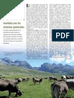 Cómo reconstruir los perfiles de montaña con los sistemas pastorales. Revista Jacetania-08.F. Fillat.