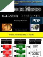 Modelo Conceptual Del Cuadro de Mando Integral