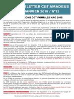 Newsletter 12 NAO 2015