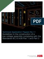 IEC 61439 P1 y P2