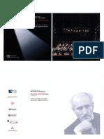 Nuove Atmosfere 2008-2009 Programma