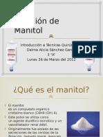 manitol 1