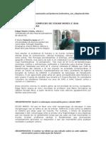 ÉTICA - ENTREVISTA DE EDGAR MORIN - AO CREARMUNDOS - PENSAMENTO COMPLEXO -