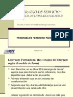 liderazgodeserviciomodelodeliderazgodejesus-120203064852-phpapp01.ppt
