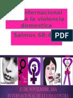Violencia Domestica.