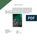 Medidor de Espesores Mmx6