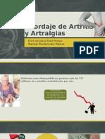 Abordaje de Artritis