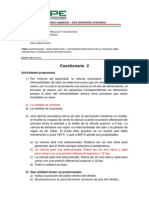 Cuestionario Capitulo 2 Creuss 2da Edicion