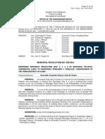 018-2014 Endorsement of Palanas Resolution to Congressman