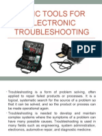 2. Basic tools for Electronic Troubleshooting.pptx
