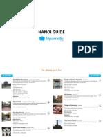 Tripomatic Free City Guide Hanoi