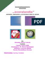 MICRO Decoralandia Completo