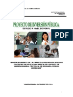 PERFIL FORTALECIMIENTO DE DOCENTES YAMBRAS.doc